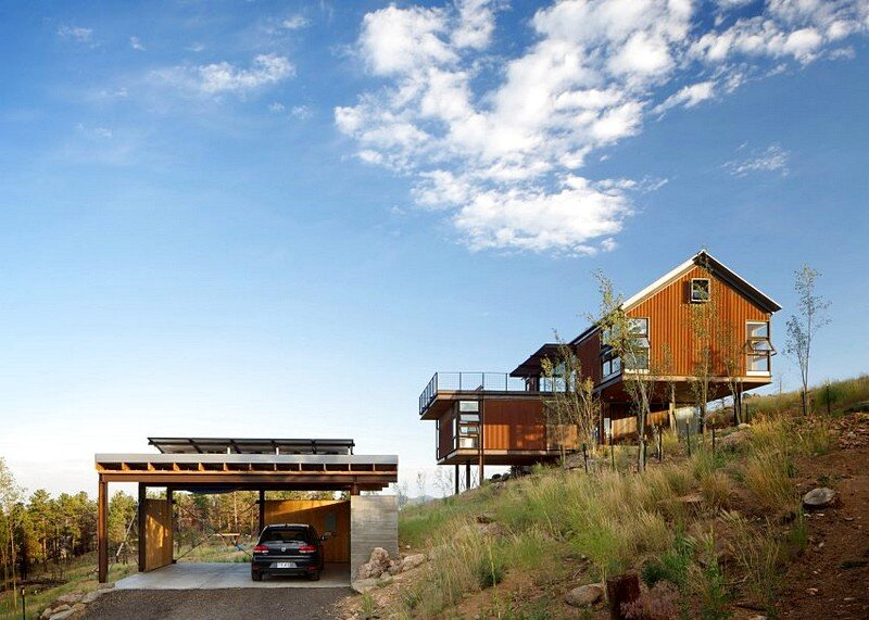 Sunshine Canyon House 1