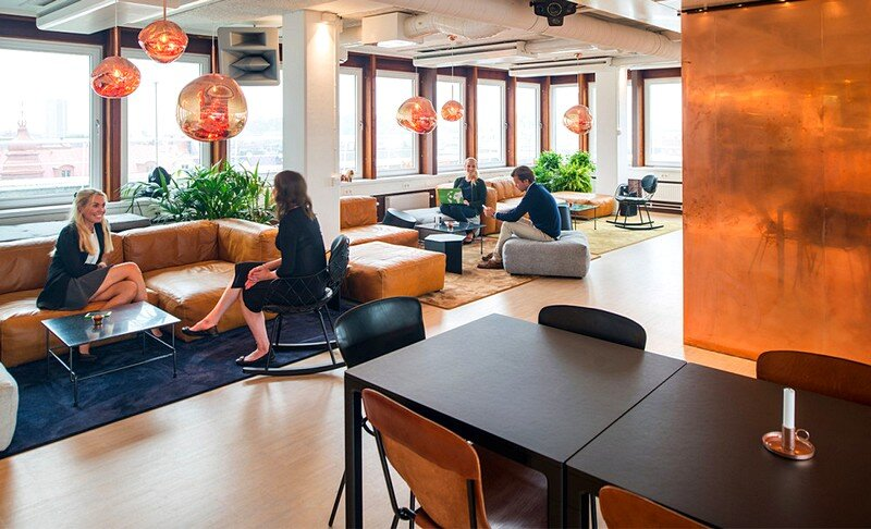 Trustly Offices in Stockholm 2