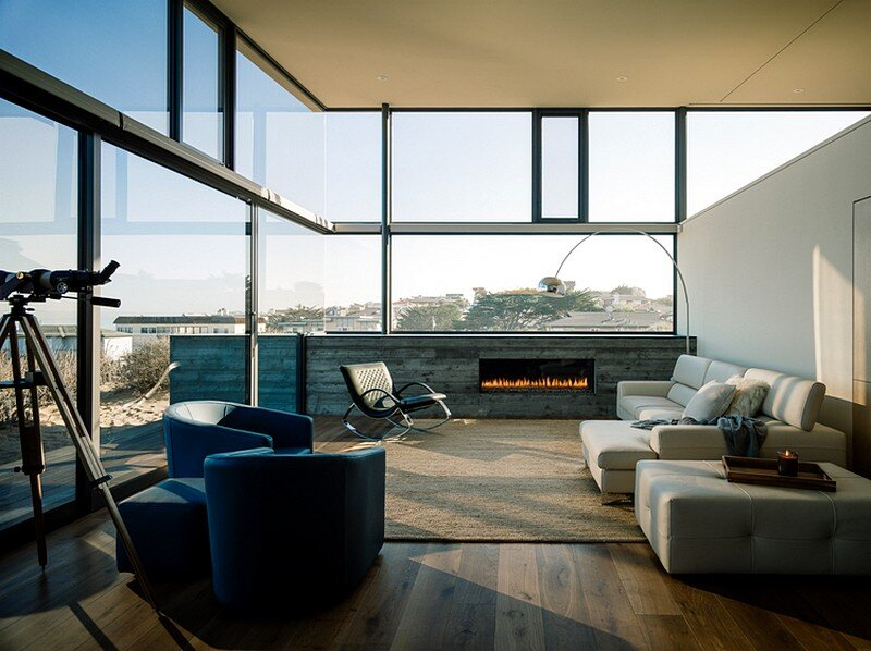 Monterey Beach House 2
