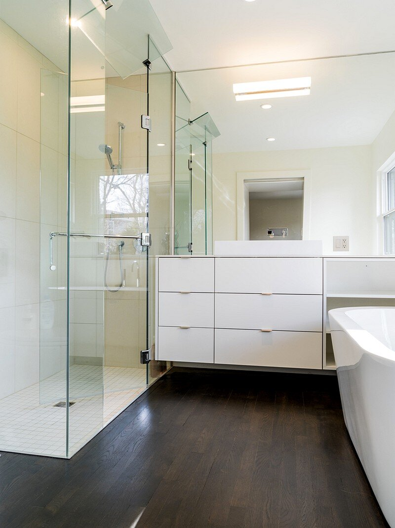 bathroom, Peter Braithwaite Studio