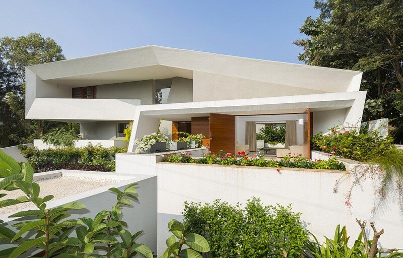 Bangalore Courtyard House