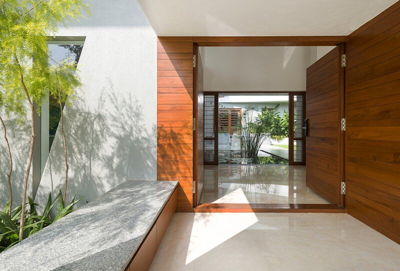 Bangalore Courtyard House 4