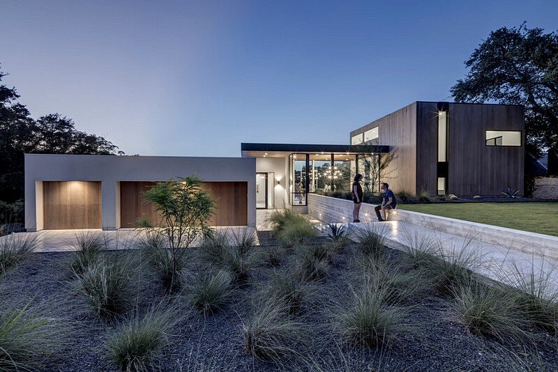 Bracketed Space House 1