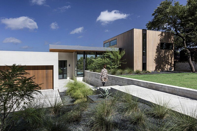 Bracketed Space House 2