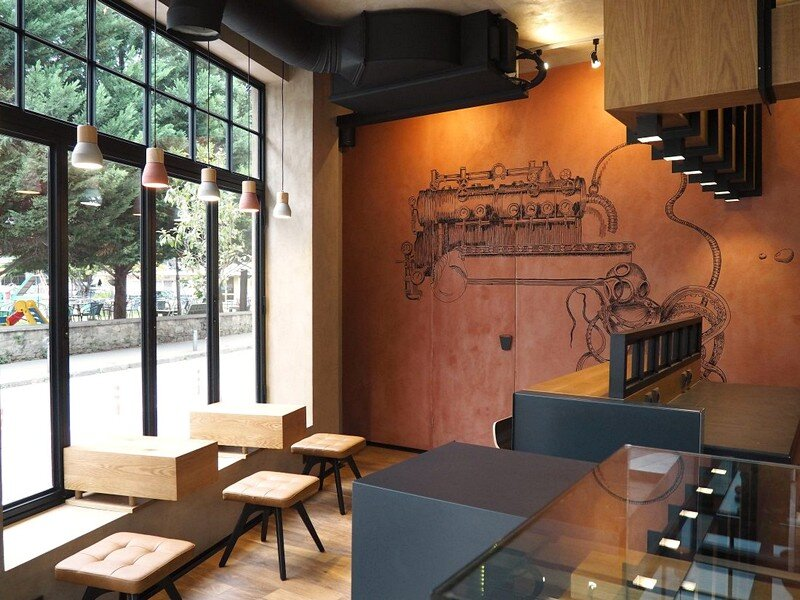 Cups Nine Cafe / Normless Architecture Studio 5