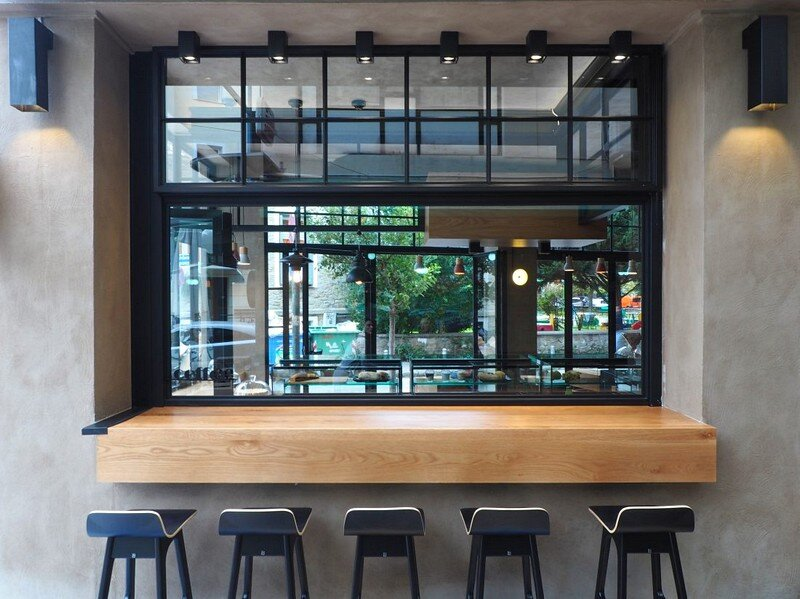 Cups Nine Cafe / Normless Architecture Studio 10