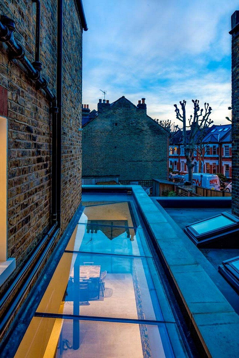 Extension and Refurbishment 16 South West London