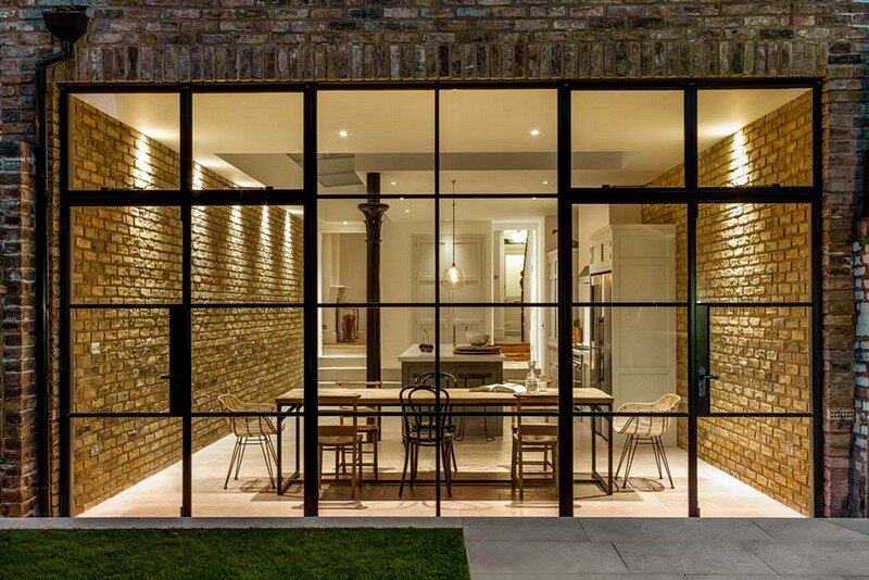 Extension and Refurbishment 17 South West London