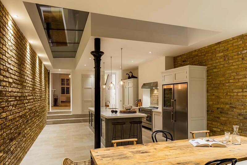Extension and Refurbishment 13 South West London