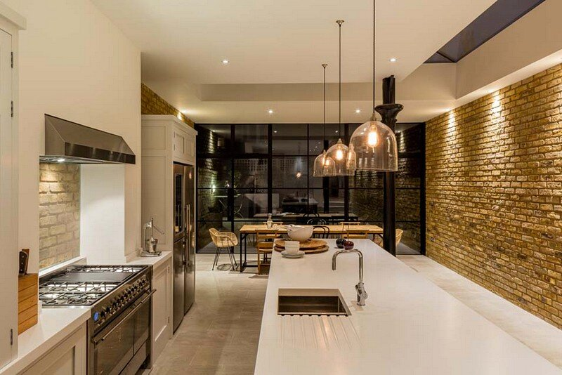 Extension and Refurbishment 15 South West London