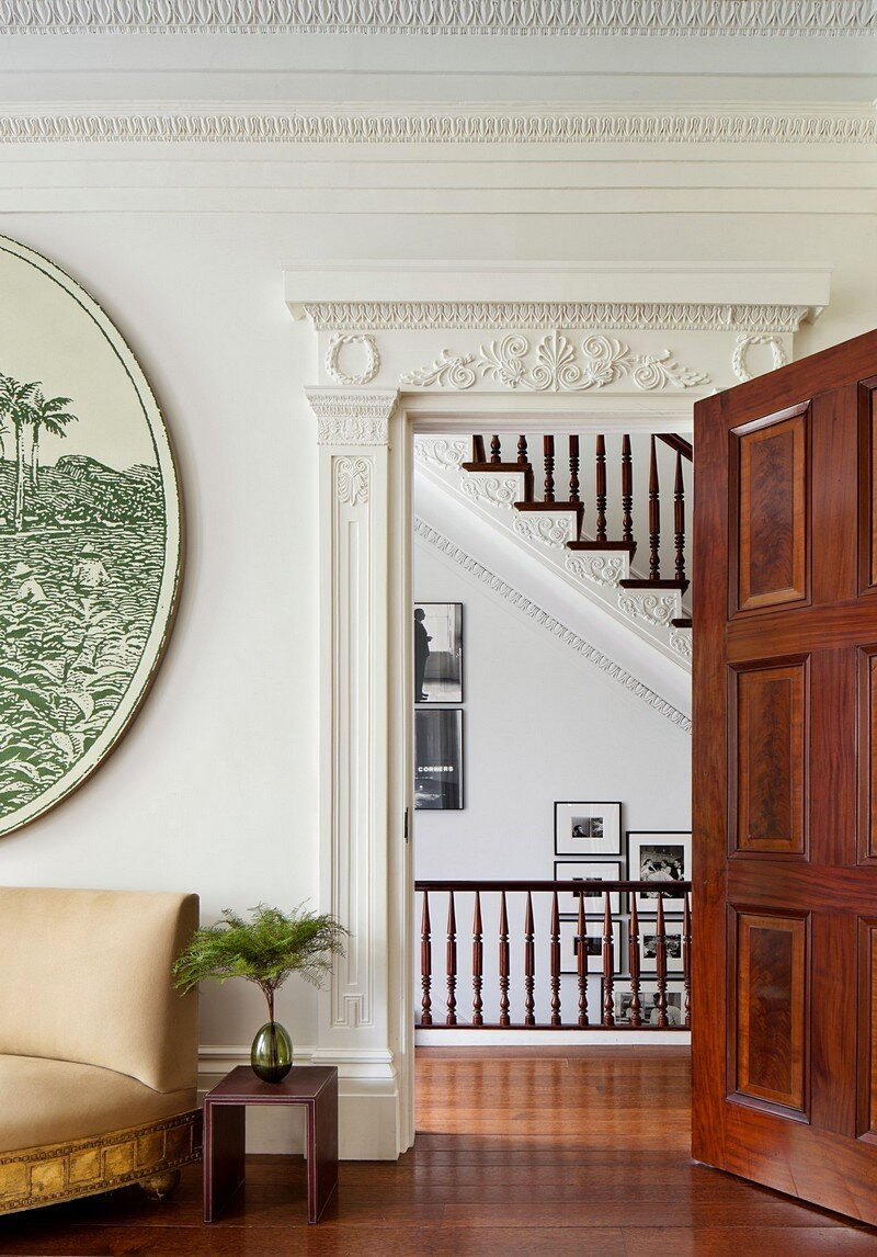 Greenwich Village Greek Revival Townhouse 4