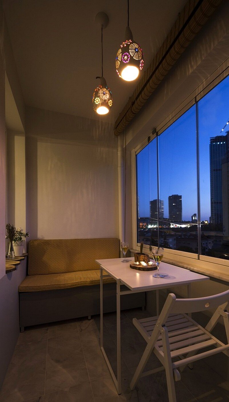 Levent Apartment 21