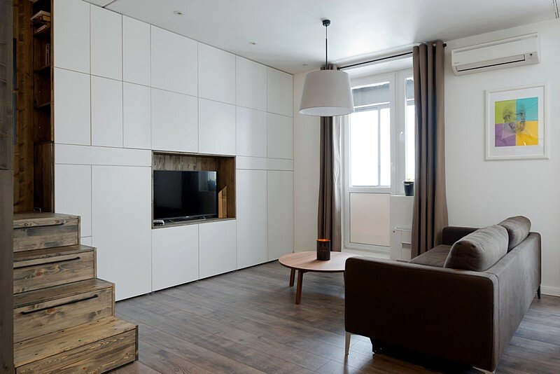 Small Flat for a Young Couple 1
