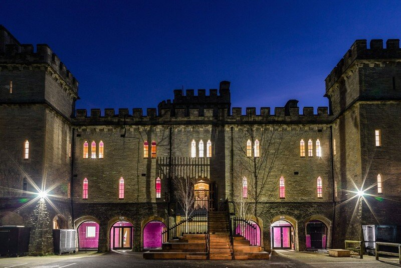 The Castle - The Ultimate Workplace for Money.co.uk
