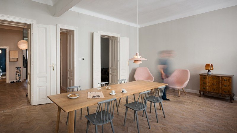 Apartment AB Kombinat Architects 5