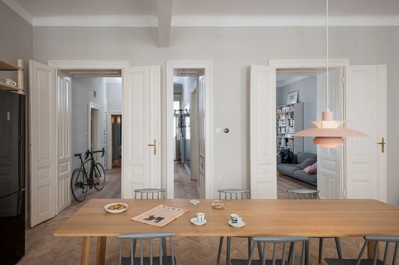 Apartment AB Kombinat Architects 3