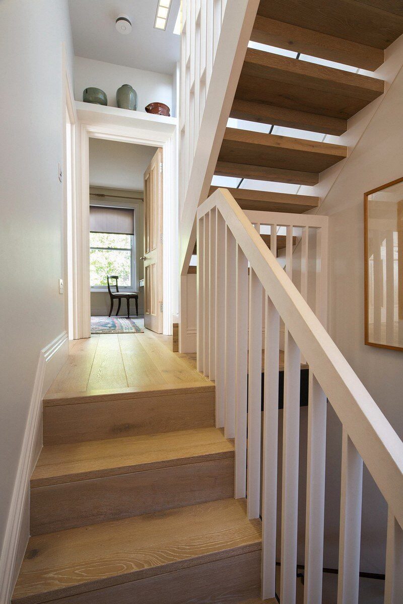staircase, Neil Dusheiko Architects