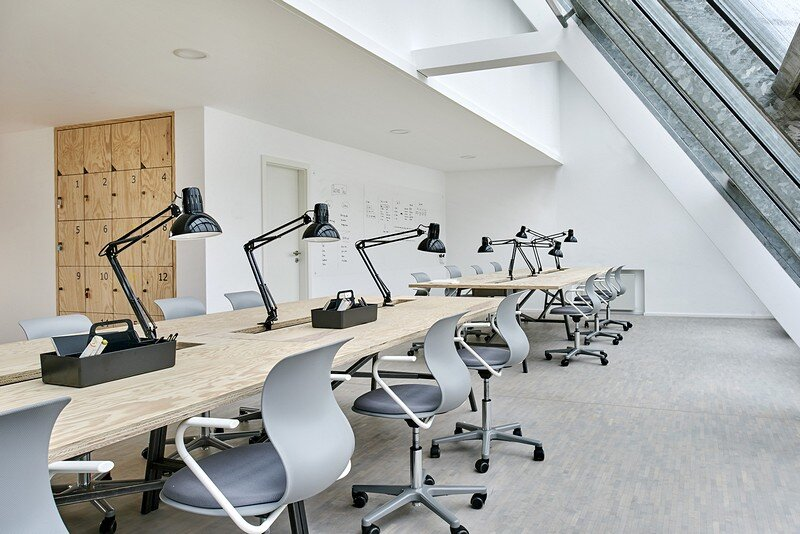 New Offices of Non-Profit Organization WFP Innovation Accelerator INpuls 6