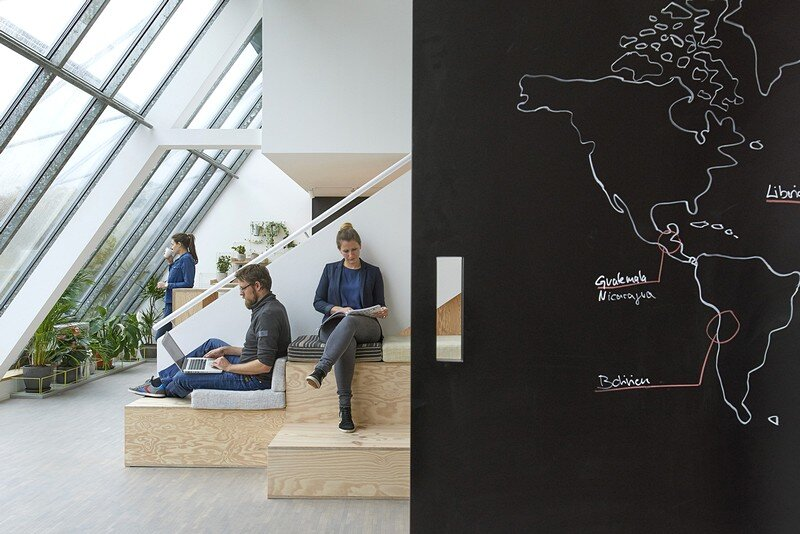 New Offices of Non-Profit Organization WFP Innovation Accelerator INpuls 14