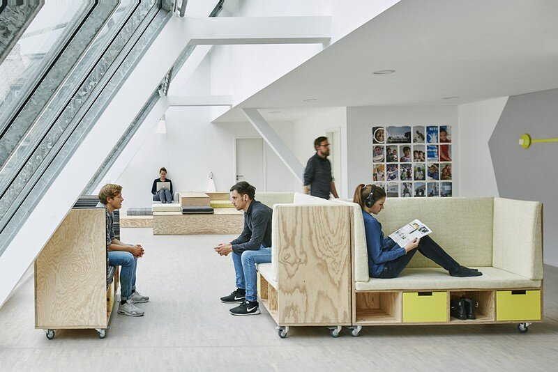 New Offices of Non-Profit Organization WFP Innovation Accelerator INpuls 9