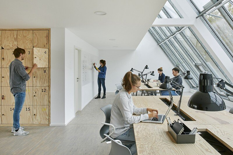 New Offices of Non-Profit Organization WFP Innovation Accelerator INpuls 4