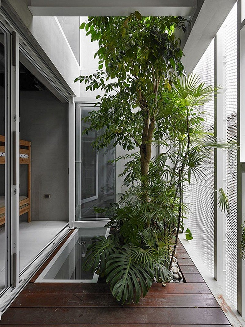 Old Three-Story Townhouse Renovated in Taipei 19