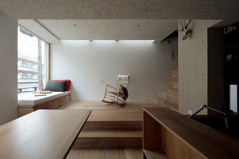 Tokyo City House / Id + Fr Architecture 4