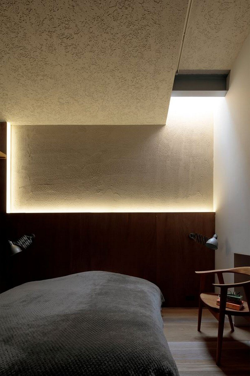 Tokyo City House / Id + Fr Architecture 8