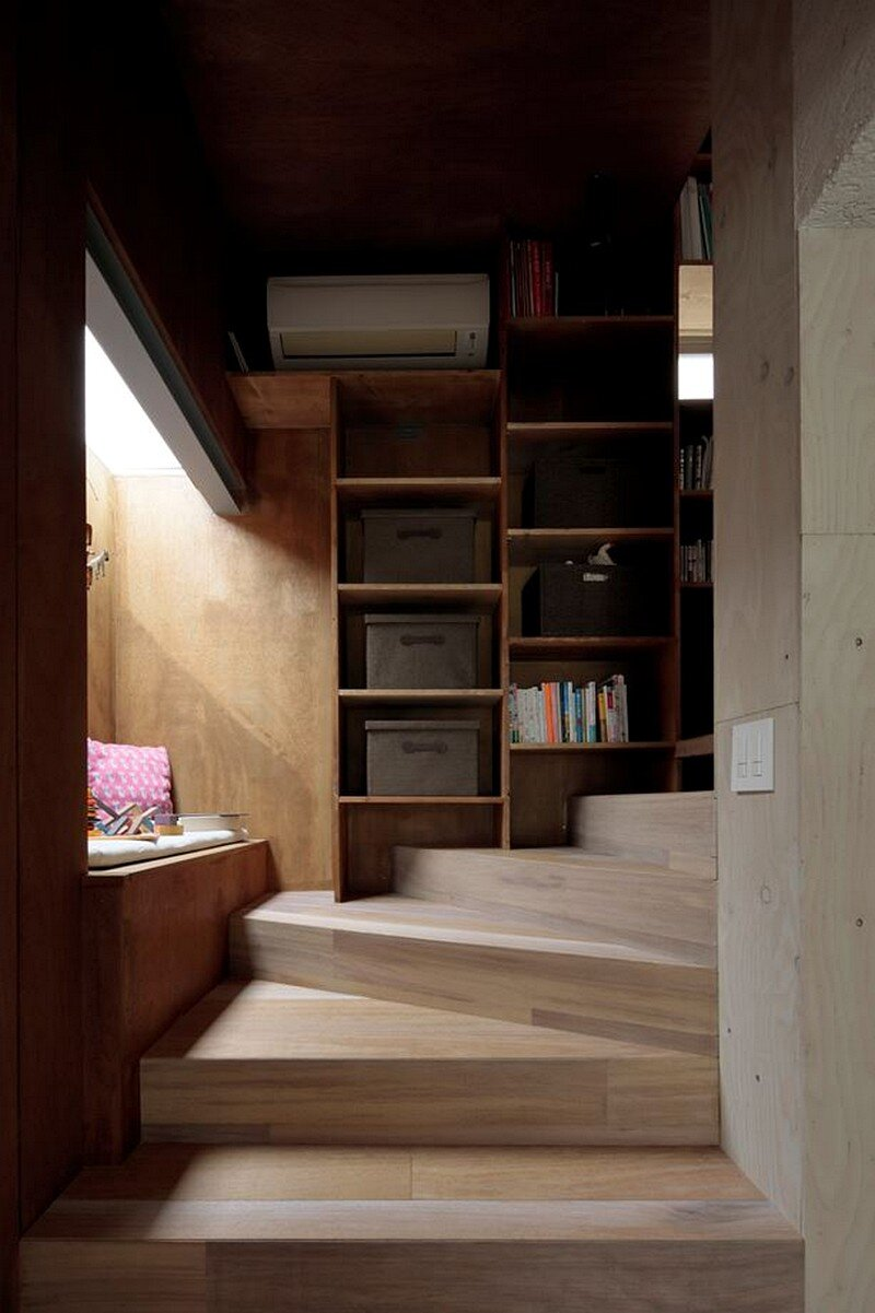 Tokyo City House / Id + Fr Architecture 12