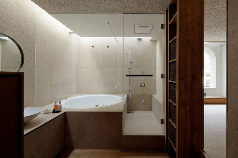 Tokyo City House / Id + Fr Architecture 10