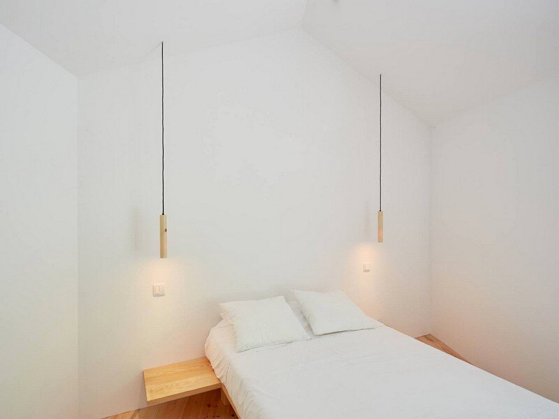 bedroom, Bruno Dias Arquitectura