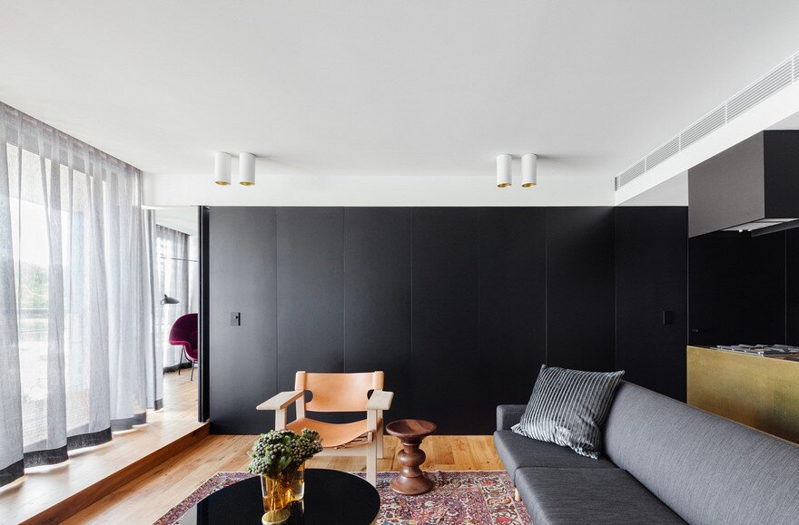 Apartment Finger Wharf by Architect Prineas