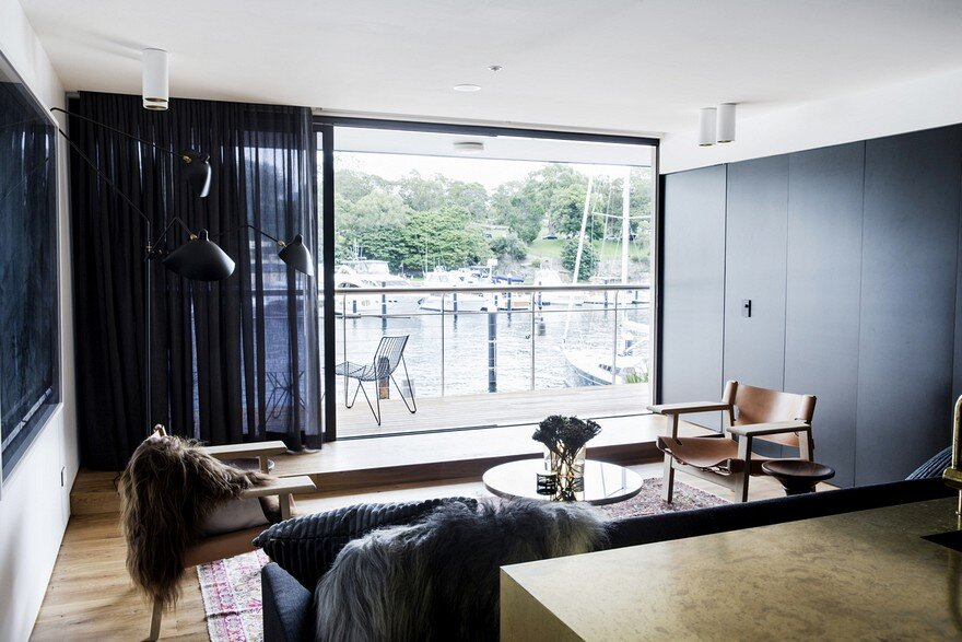 Apartment Finger Wharf by Architect Prineas 1