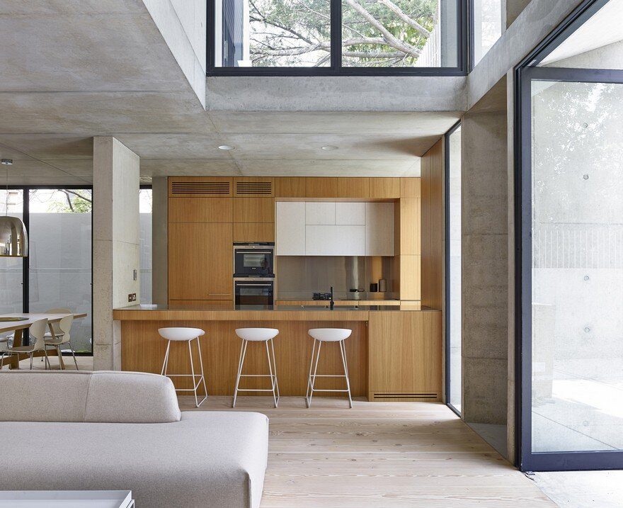 kitchen, Nobbs Radford Architects