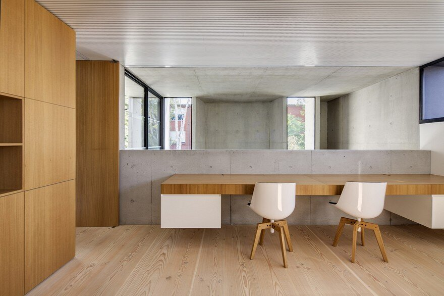 Glebe House by Nobbs Radford Architects 8
