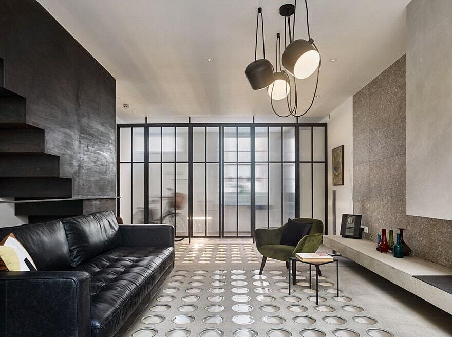living room, Andy Martin Architecture 10