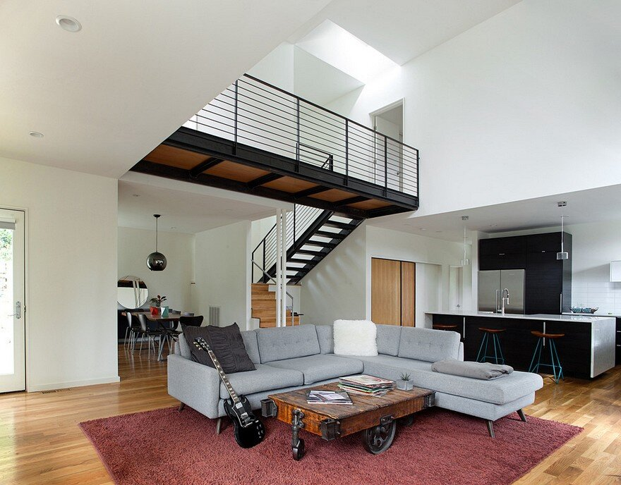 Powers House by The Raleigh Architecture Company 1
