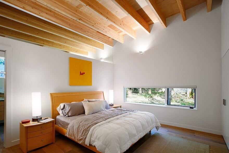 bedroom, Robert Hutchison Architect 9