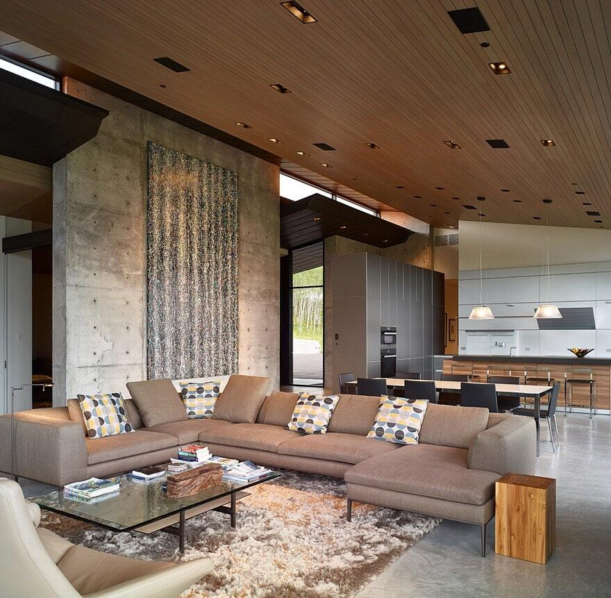 Wyoming Residence by Abramson Teiger Architects 14