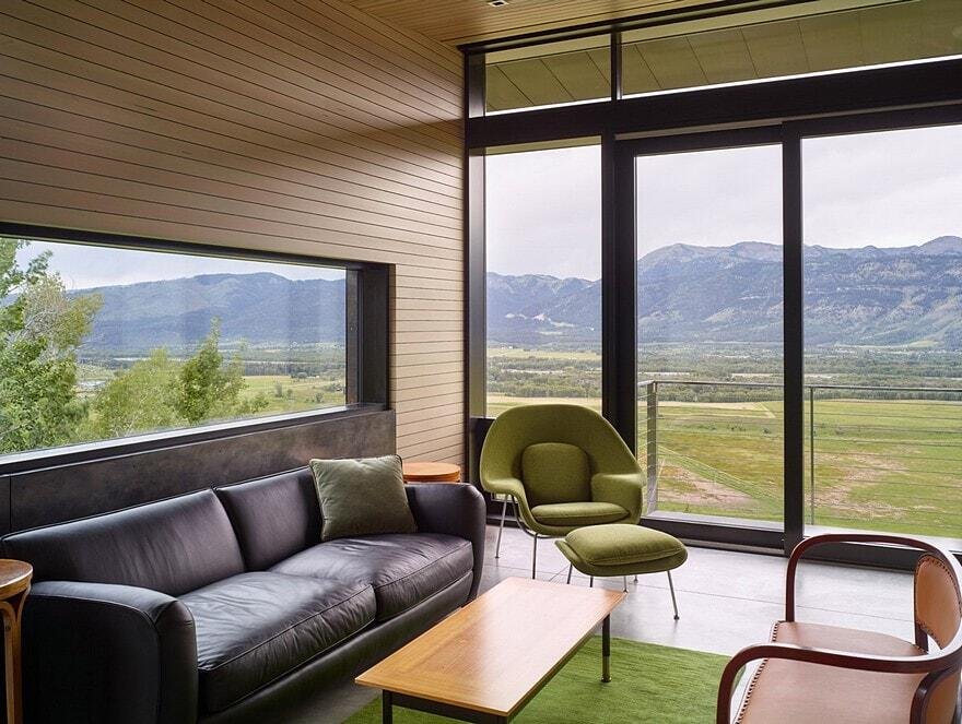Wyoming Residence by Abramson Teiger Architects 13