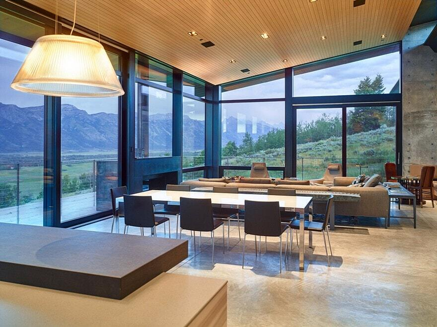 Wyoming Residence by Abramson Teiger Architects 3