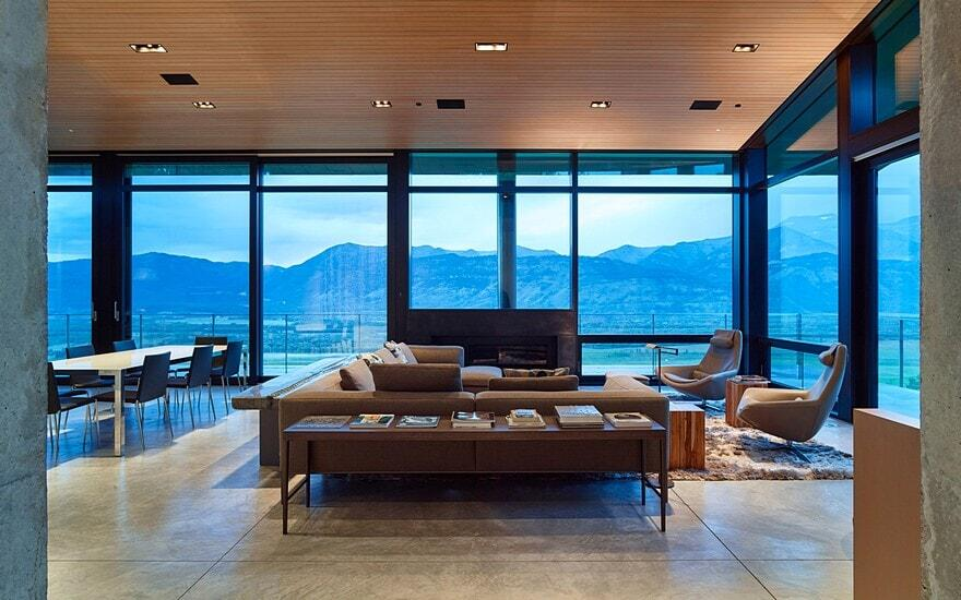 Wyoming Residence by Abramson Teiger Architects 15