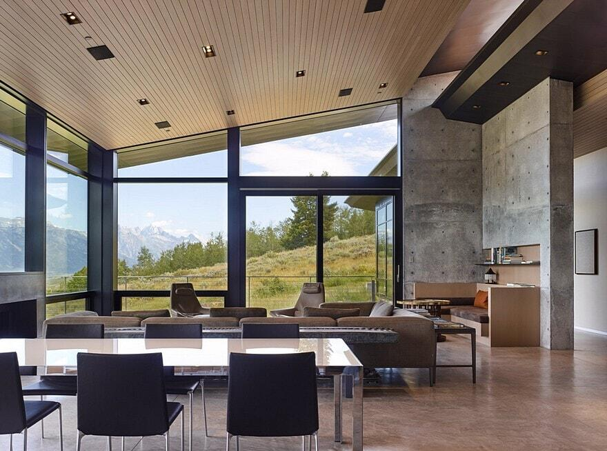 Wyoming Residence by Abramson Teiger Architects 4