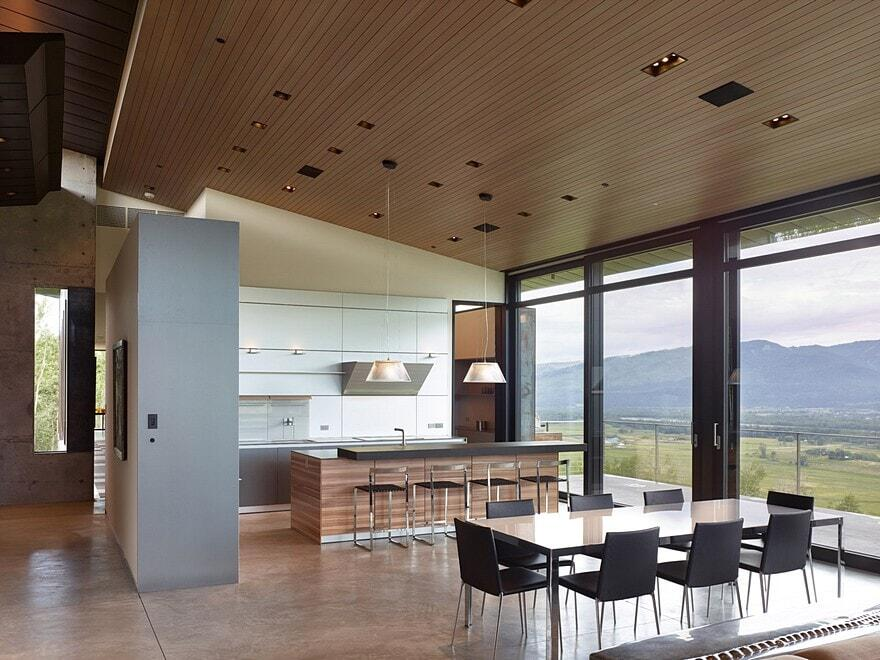 Wyoming Residence by Abramson Teiger Architects 5