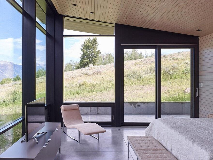 Wyoming Residence by Abramson Teiger Architects 9