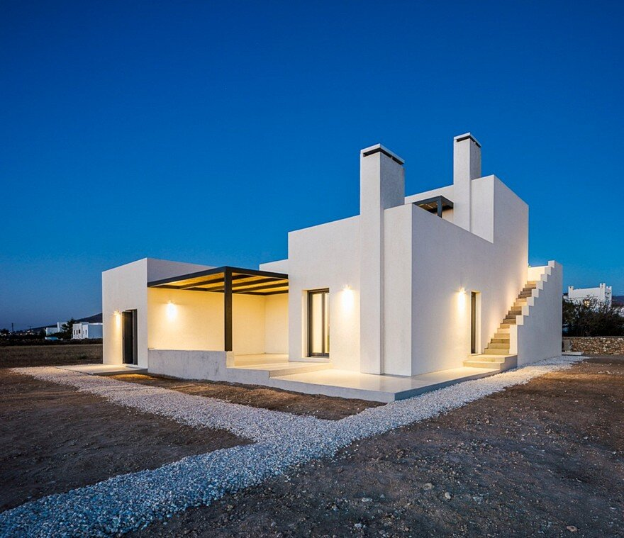 Kampos House by Lantavos Projects 14