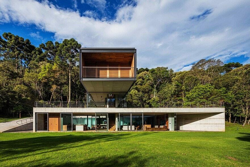 Mantiqueira House by Una Arquitetos 2