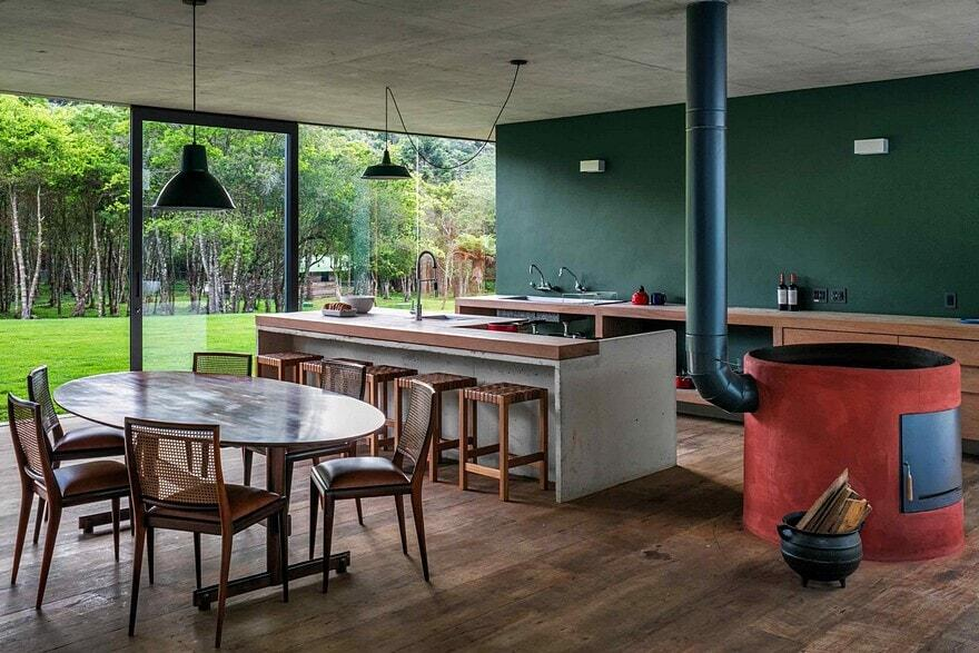 Mantiqueira House by Una Arquitetos 4