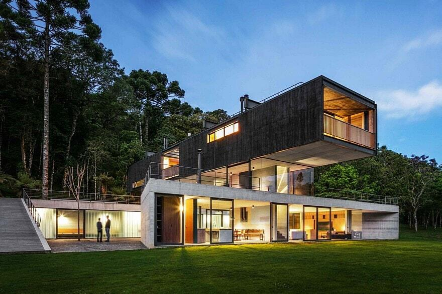 Mantiqueira House by Una Arquitetos 14