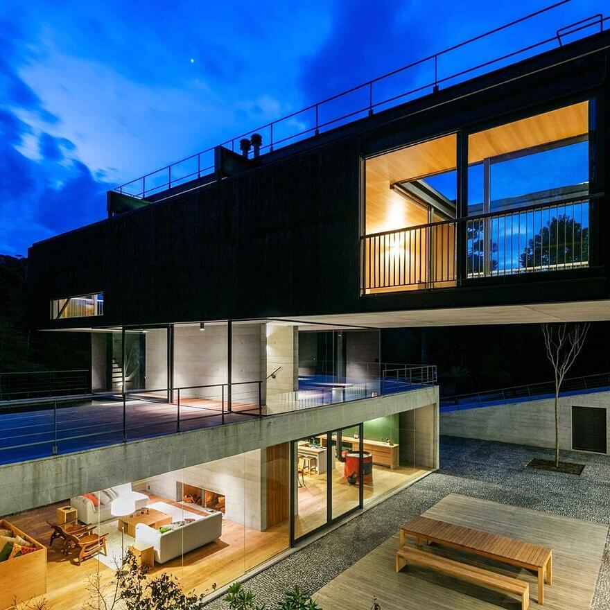 Mantiqueira House by Una Arquitetos 12
